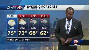 Stormy weather to roll in Wednesday evening ahead of cold front [Video]