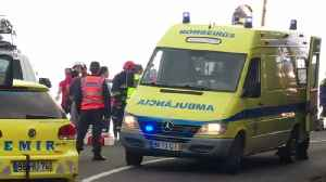 News video: At Least 28 Killed In Madeira Tourist Bus Accident