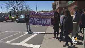 Tensions Rise As Stop & Shop Strike Continues [Video]