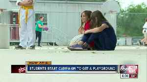 Kids want playground built at Hernando County elementary school [Video]