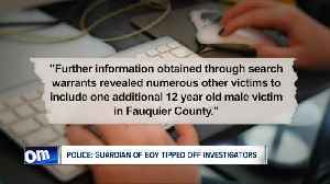 Police: Guardian of boy tipped off investigators in Virginia [Video]