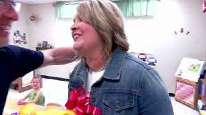 Golden Apple Award [Video]