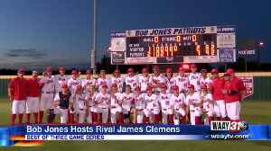 Bob Jones Beats Rival James Clemens [Video]