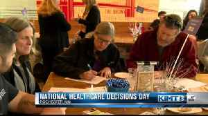 National Health Care Decisions Day [Video]