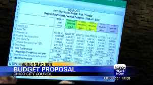 Chico City Council talks about budget proposal, sales tax [Video]