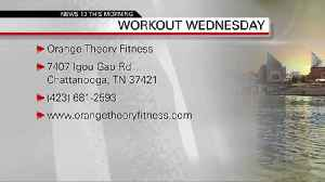 Workout Wednesday - Orange Theory Fitness 04-17-19 [Video]