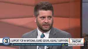 Wisconsin National Guard offers support for military sexual assault survivors [Video]