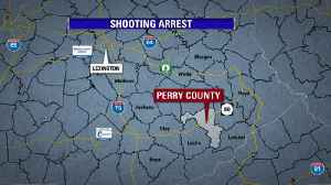 Perry Co Shooting Arrest [Video]