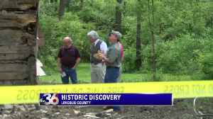 Historic Discovery in Lincoln County [Video]