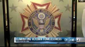Minnesota could be the next state to end veteran homelessness [Video]
