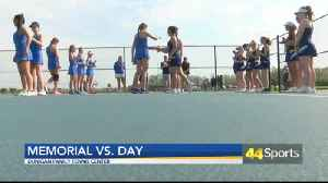 HS TENNIS: Memorial Sweeps Day [Video]