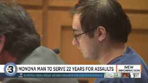 Man sentenced to 22.5 years prison, 15 years supervision for multiple campus sexual assaults [Video]