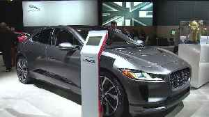 Jaguar I-PACE at NYIAS 2019 [Video]