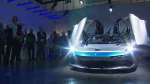 Pininfarina Battista Electric Hypercar Debuts in North America - Reveal [Video]