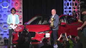 Jaguar I-PACE wins World Car Design of the Year 2019 [Video]