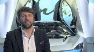 Pininfarina Battista Electric Hypercar Debuts in NYC - Luca Borgogno, Head of Design [Video]