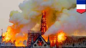 News video: Notre Dame Cathedral fire: Timeline
