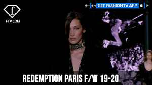 Bella Hadid Redemption Paris Fashion Week F/W 19-20 | FashionTV | FTV [Video]