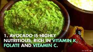 6 Health Benefits of Avocado [Video]