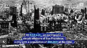 This Day in History: The Great San Francisco Earthquake [Video]
