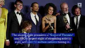 'Game of Thrones' Premiere Was Pirated Over 50 Million Times [Video]