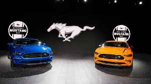 A more potent entry-level Ford Mustang [Video]