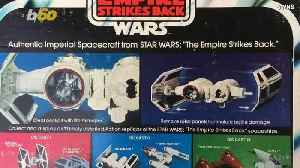 Bidding Wars! Ultra-Rare Star Wars Toy Could Send Prices into Hyperspace at Auction [Video]