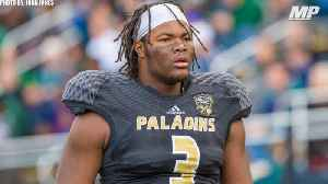 Rashan Gary High School Highlights [Video]