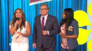 The Talk - 'The Price is Right' Big Plinko Win on 'The Talk' with Drew Carey [Video]