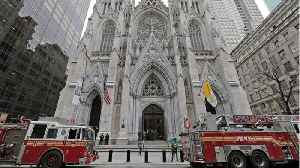 Man Who Entered New York Cathedral With Gasoline Charged With Attempted Arson [Video]