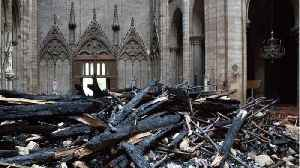Prosecutors Think Notre Dame Fire Caused By Electrical Short-Circuit [Video]