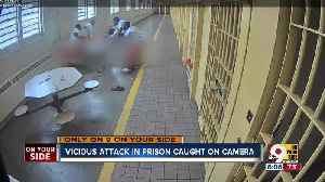 Suit: Guards failed to protect handcuffed black inmates from white inmate with knife [Video]