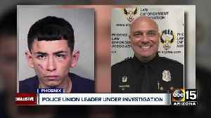 Valley officer accused of beating a shoplifting suspect is now facing criminal charges [Video]