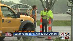 Looking for a job? MoDOT hosts job fair Thursday to hire maintenance workers [Video]