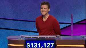 'Jeopardy!' Champion Sets Another Record [Video]