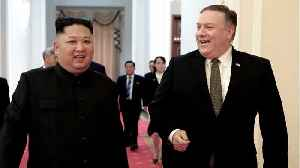 North Korea Says It Will No Longer Deal With U.S. Secretary Of State Pompeo [Video]