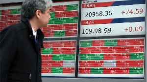 Asian Stocks Wipe Out Gains [Video]