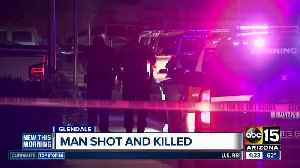 Man shot, killed near 75th Avenue and Bethany Home Road [Video]