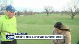 Learn from a golf pro at Delaware Park [Video]
