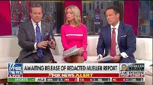 News video: Fox News host slams Dems for 'moving the goalposts' on Mueller