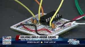 UA students work to build device to fight child abuse [Video]