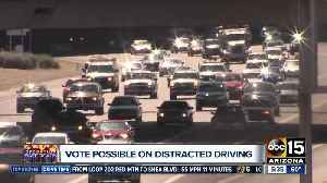 Arizona to vote on distracted driving bills [Video]