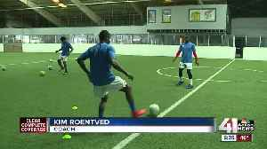 Kansas City Comets prepare for playoff game against Milwaukee Wave [Video]