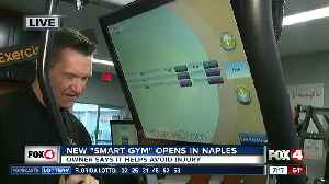 New 'smart gym' opens in Naples [Video]
