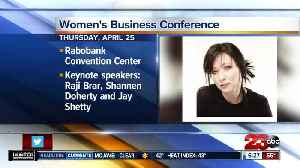 What to expect at the 30th Bakersfield Women's Business Conference [Video]
