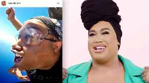 Patrick Starrr Reacts to His Old Instagram Photos [Video]