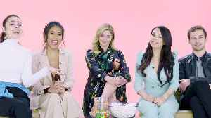 'Pretty Little Liars: The Perfectionists' Cast Plays I Dare You [Video]