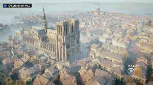Can Video Game Technology Help Rebuild Notre Dame? [Video]