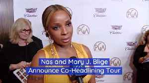 A New Tour Is Coming From Nas And Mary J. Blige [Video]