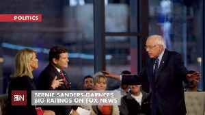 2020 Democratic Candidate Bernie Sanders Visits Fox News [Video]